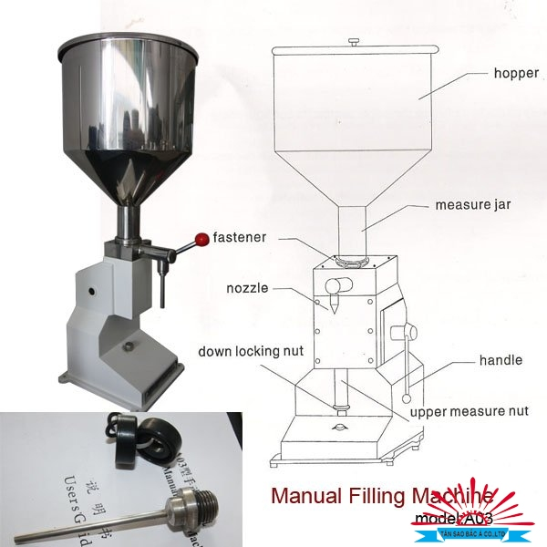 Manual Filling Machine A03