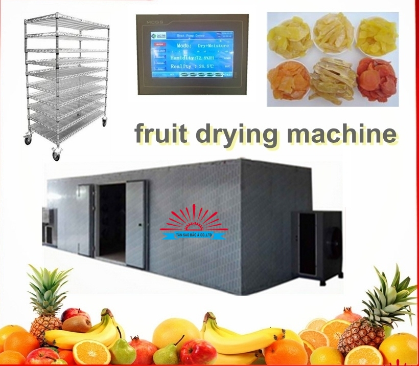 Commercial Fruit Dryer Coconut Chips Food Dehydrator Drying Machine
